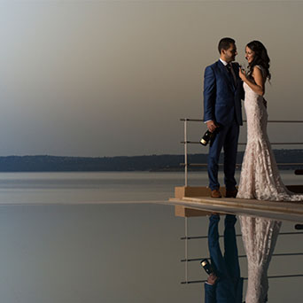 SK Place Crete Villas - Wedding Ceremony