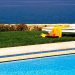 Sk Place Crete pool view